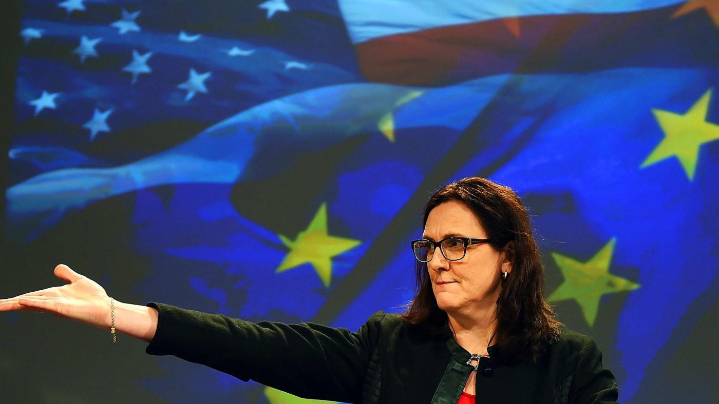 TTIP benefits crony capitalists, not free enterprise