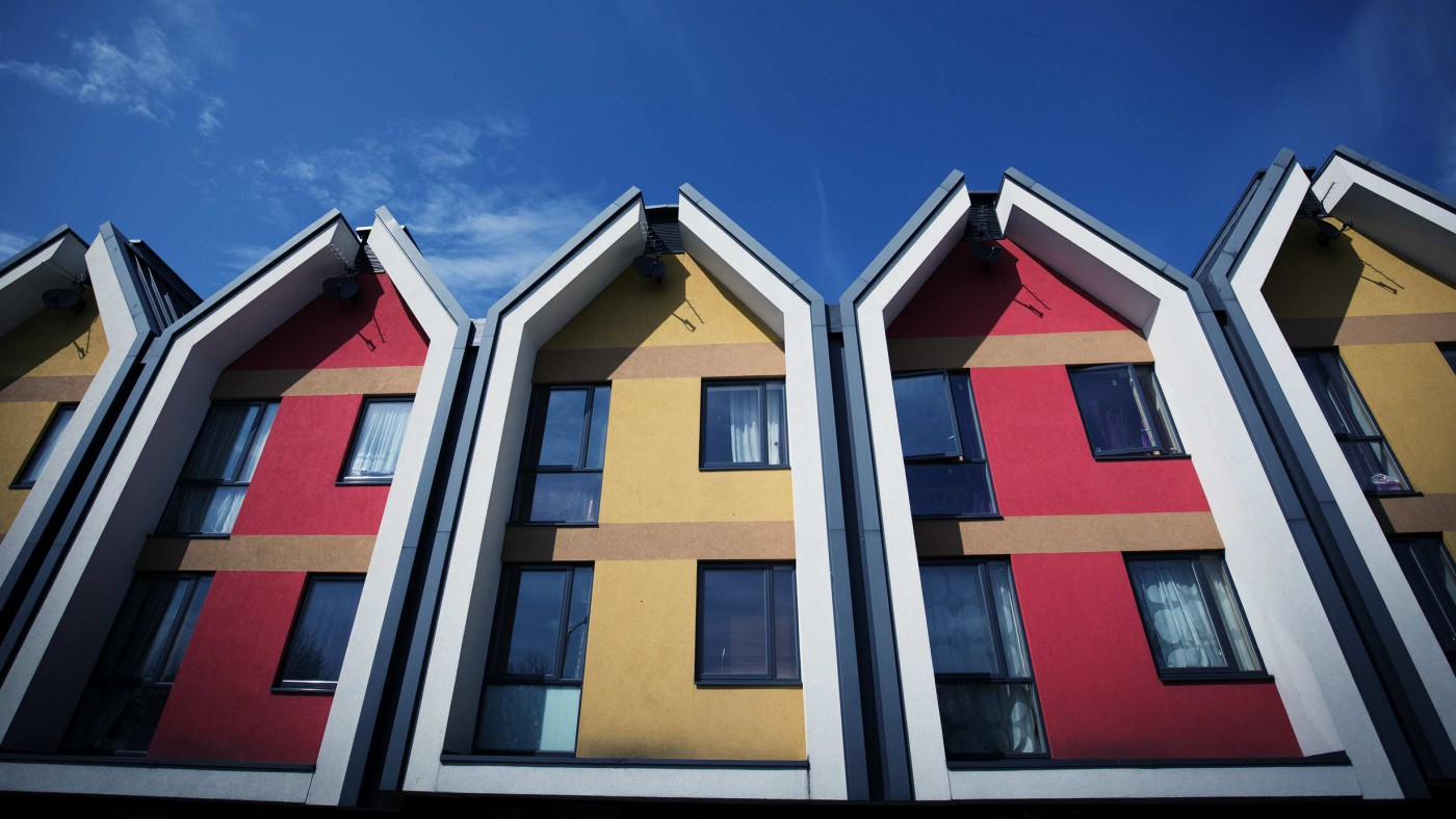 """There is no UK """"housing crisis"""" and there never was one"""