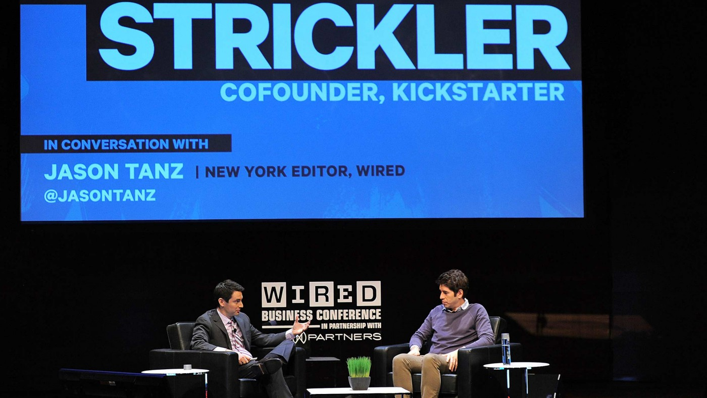 Kickstarter doesn't have a monopoly on popular capitalism