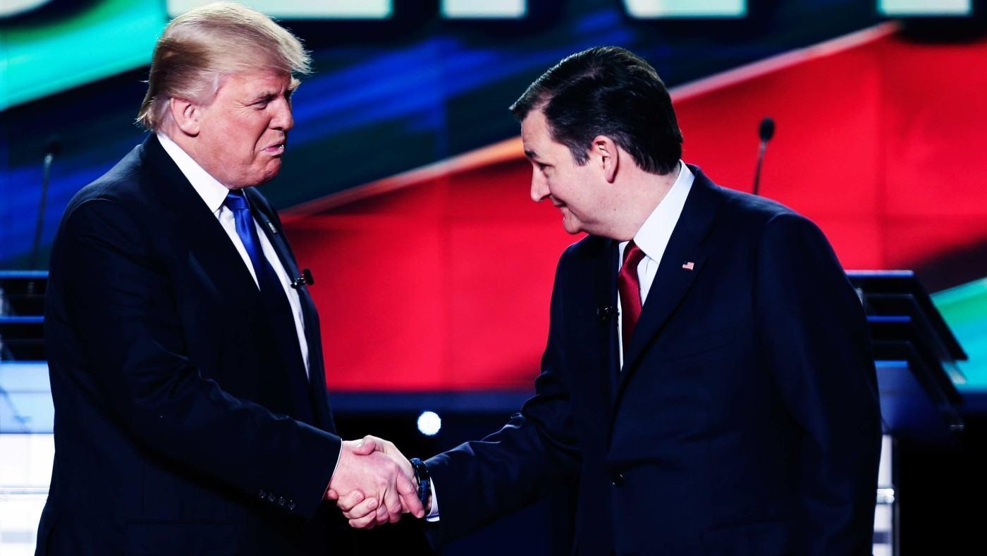 Trump loves Tuesday, Anti-Trump is now Cruz