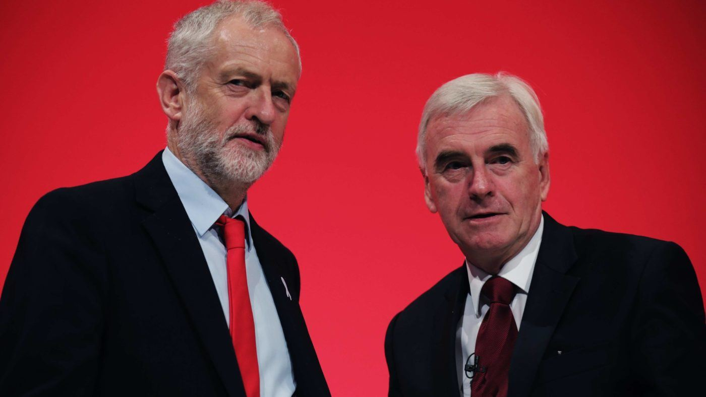 Why Corbyn can't be trusted on national security