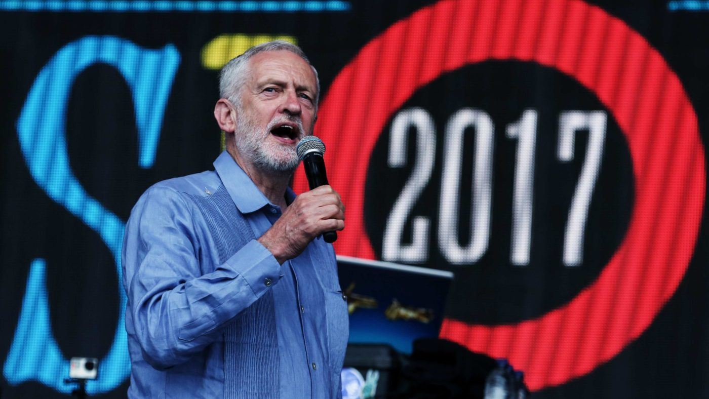Corbyn is following the Trump playbook. And it's working