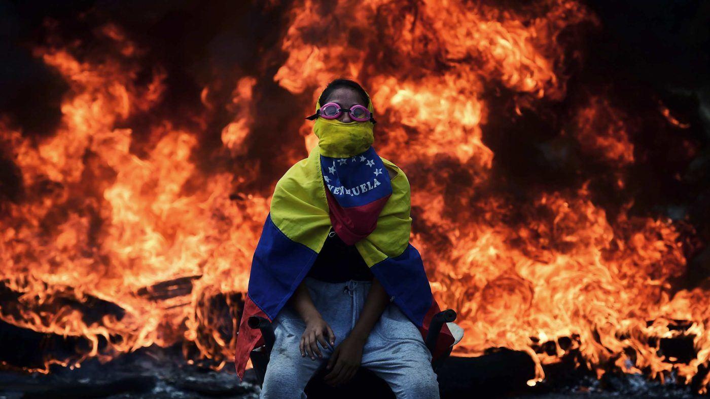 Venezuela's cheerleaders must be held to account