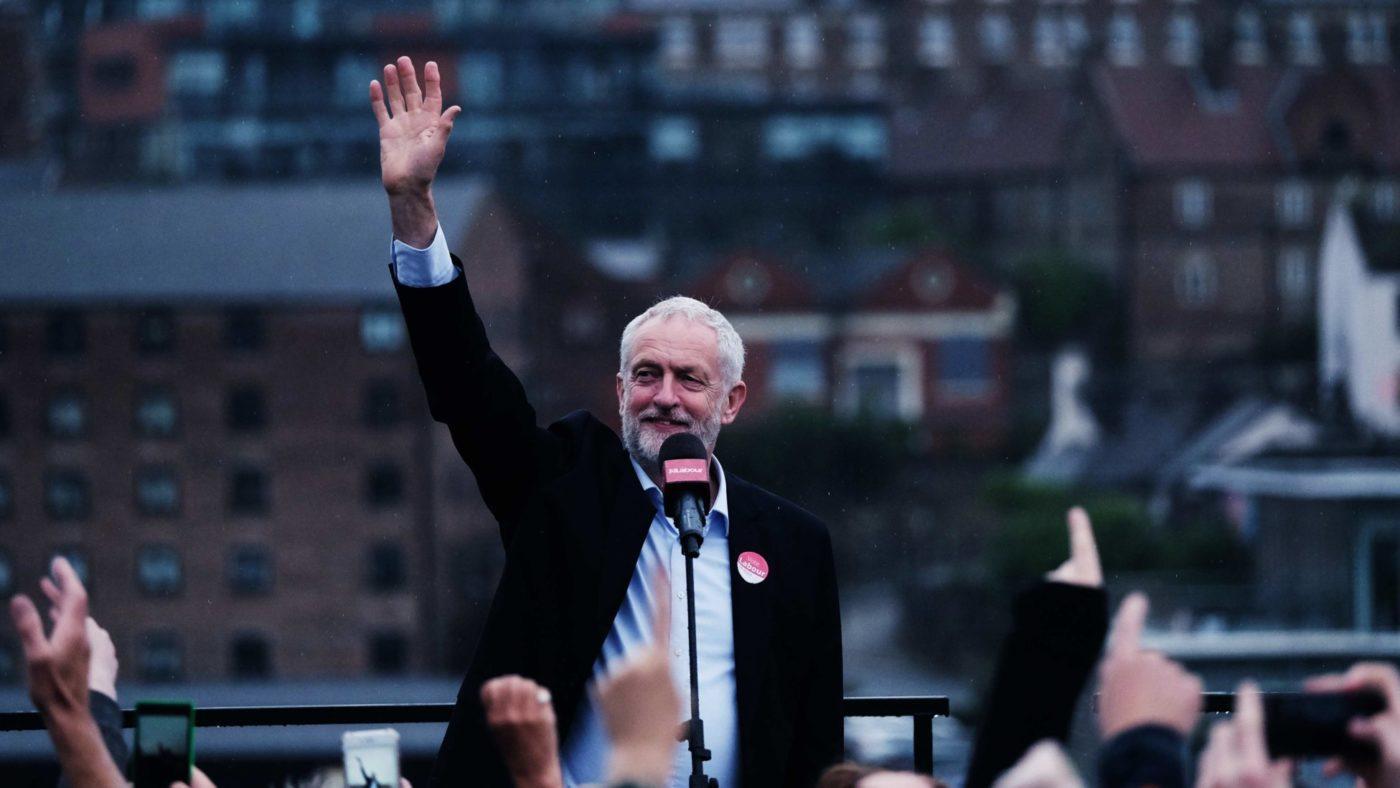 Is the Corbyn bubble about to burst?