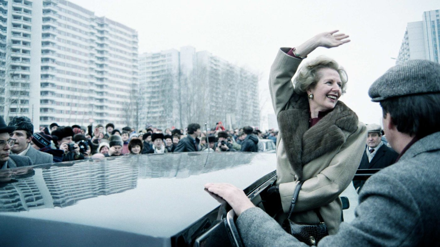 To Russia with Thatcher and Le Carré