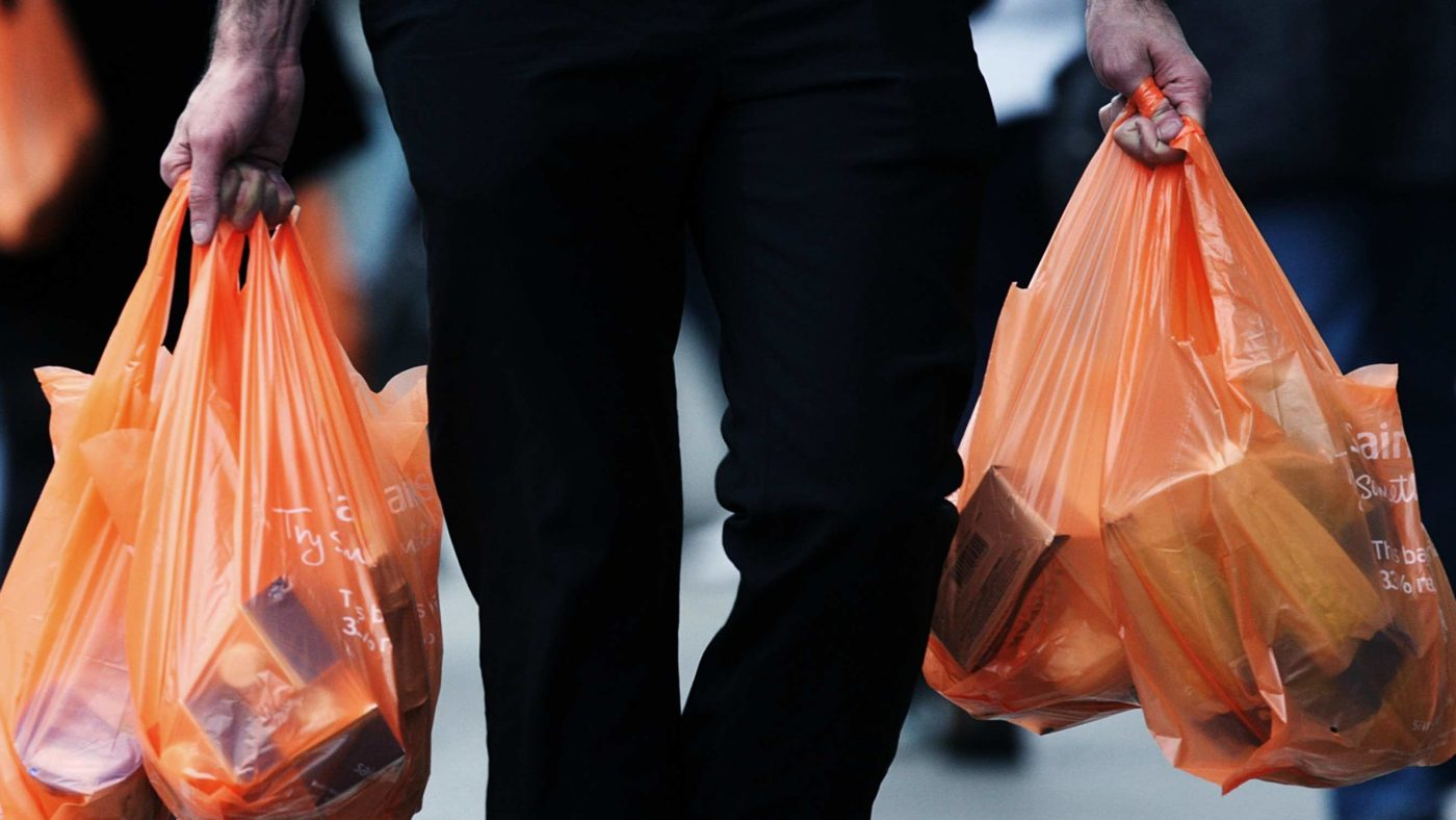 Plastic bags and the problem with central planning