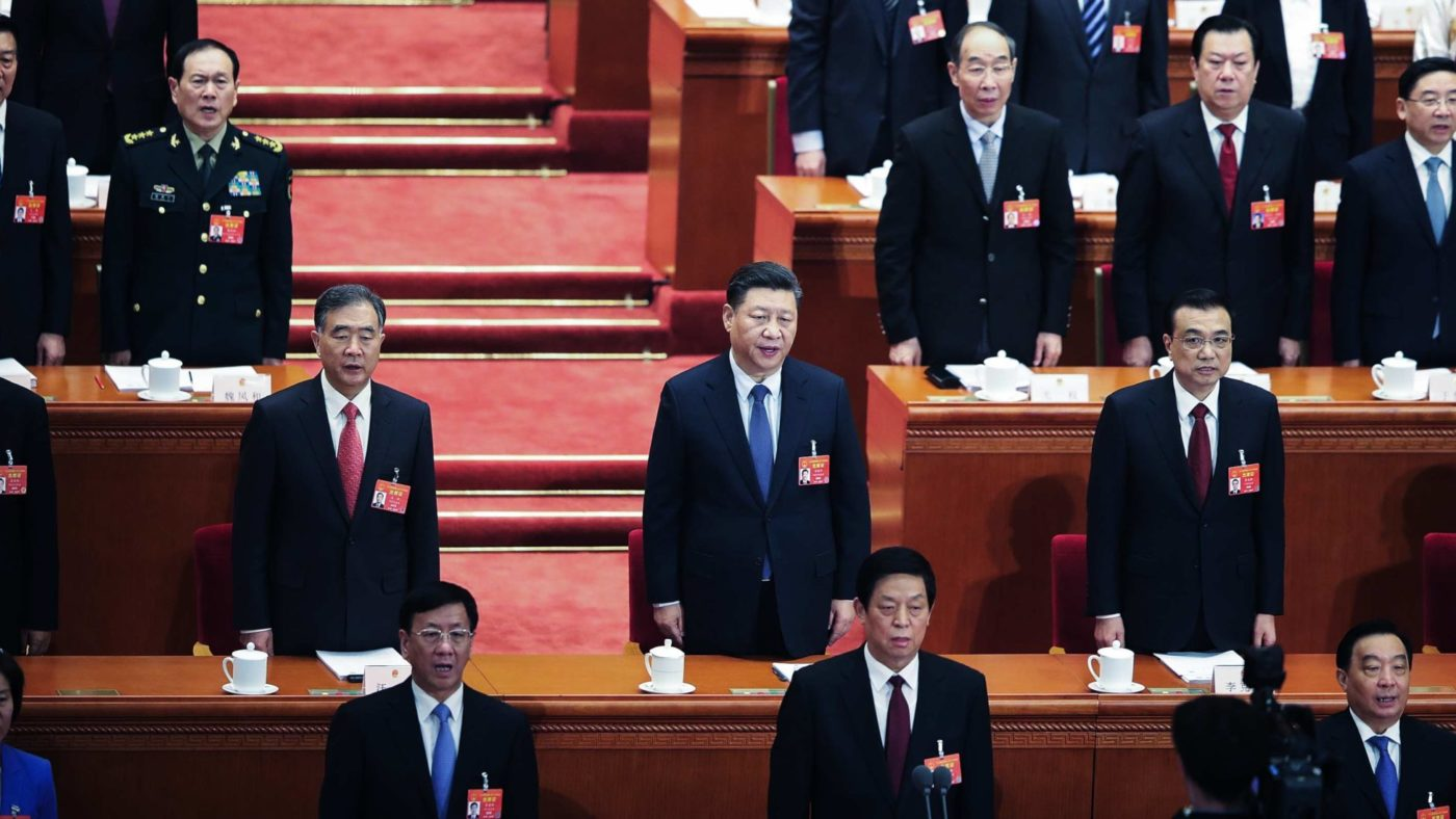 China's 'two sessions' had one downbeat message
