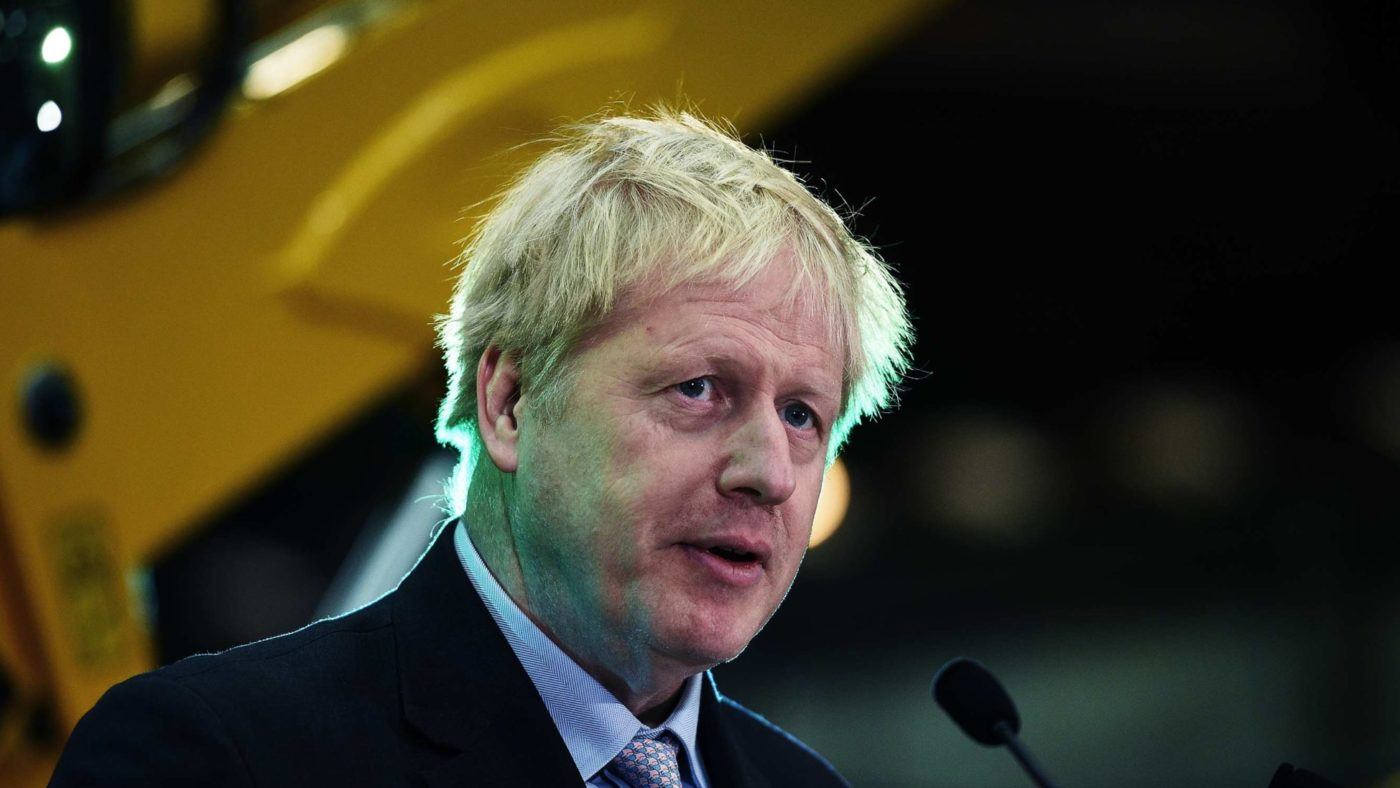 For now, Theresa May is the Stop Boris candidate