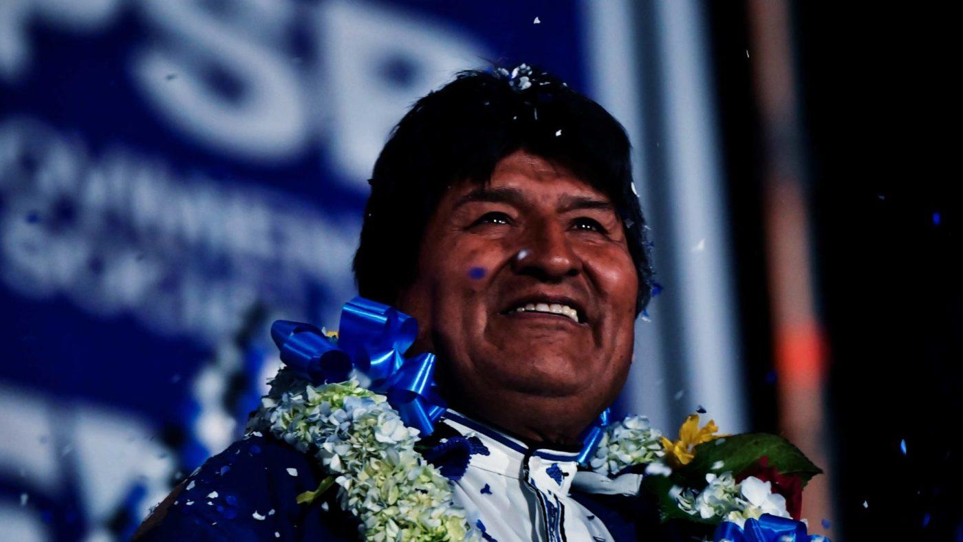 Bolivia, democracy and Corbyn – it's not pretty