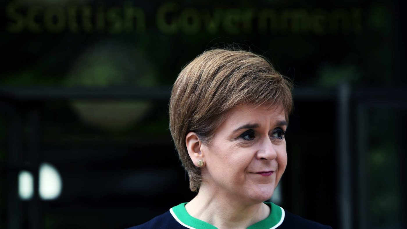 The idea the SNP is having a 'good pandemic' is preposterous