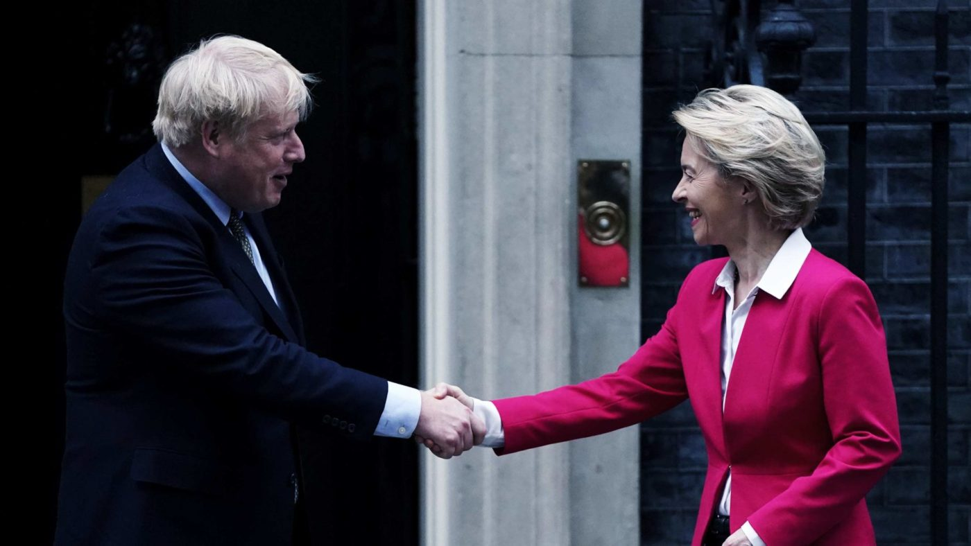 Boris must keep the EU at arm's length – or he'll regret it