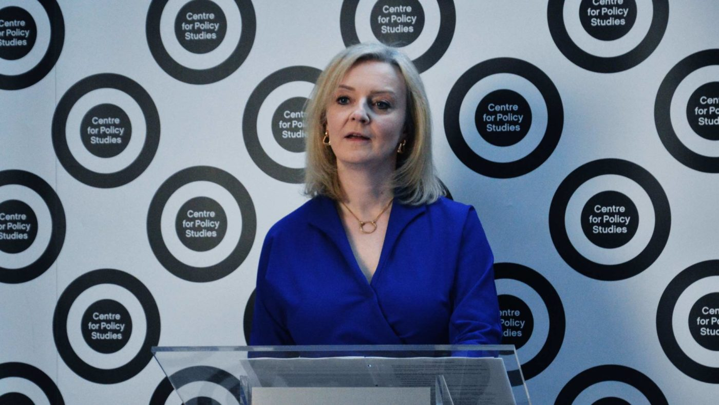The new fight for fairness – Liz Truss' speech at the Centre for Policy Studies
