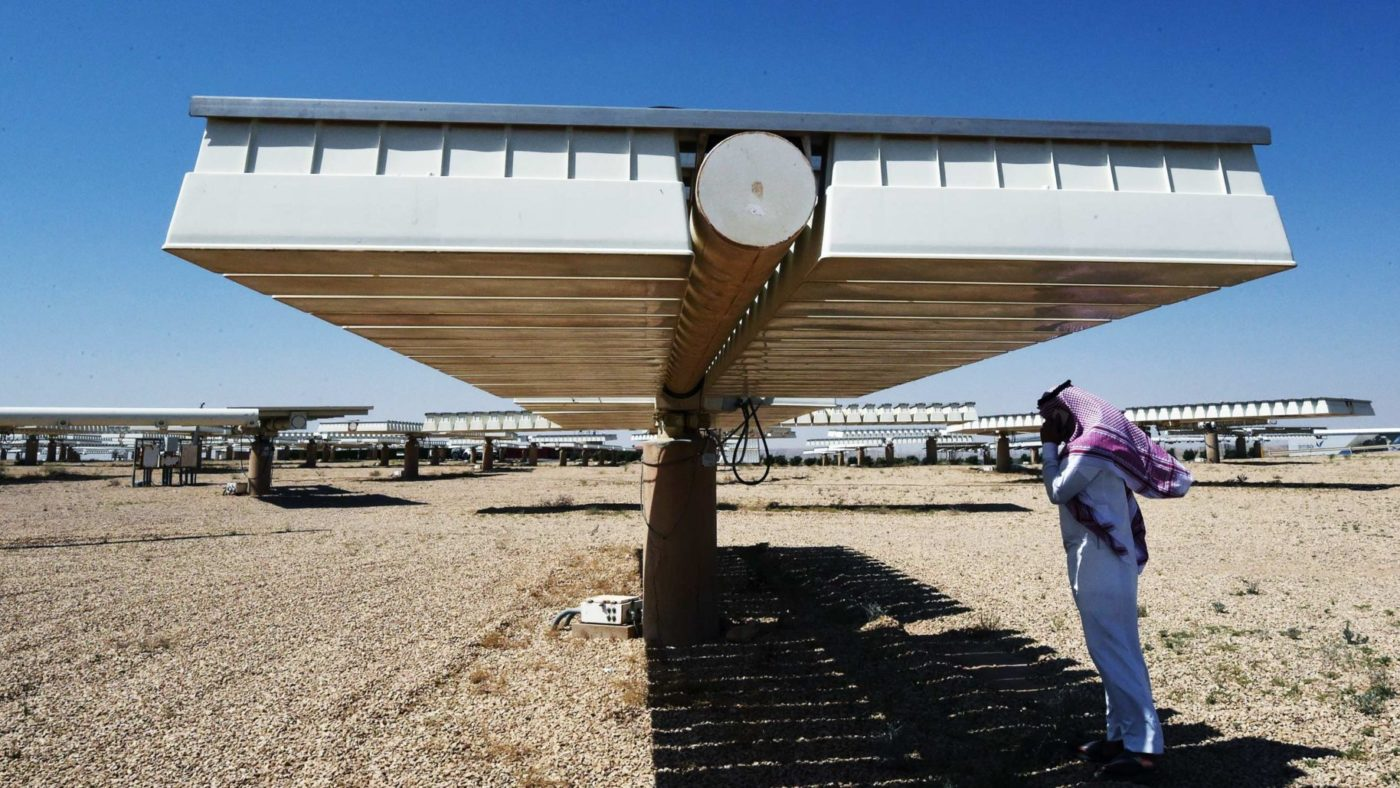 Clean energy offers a platform for US-Gulf cooperation