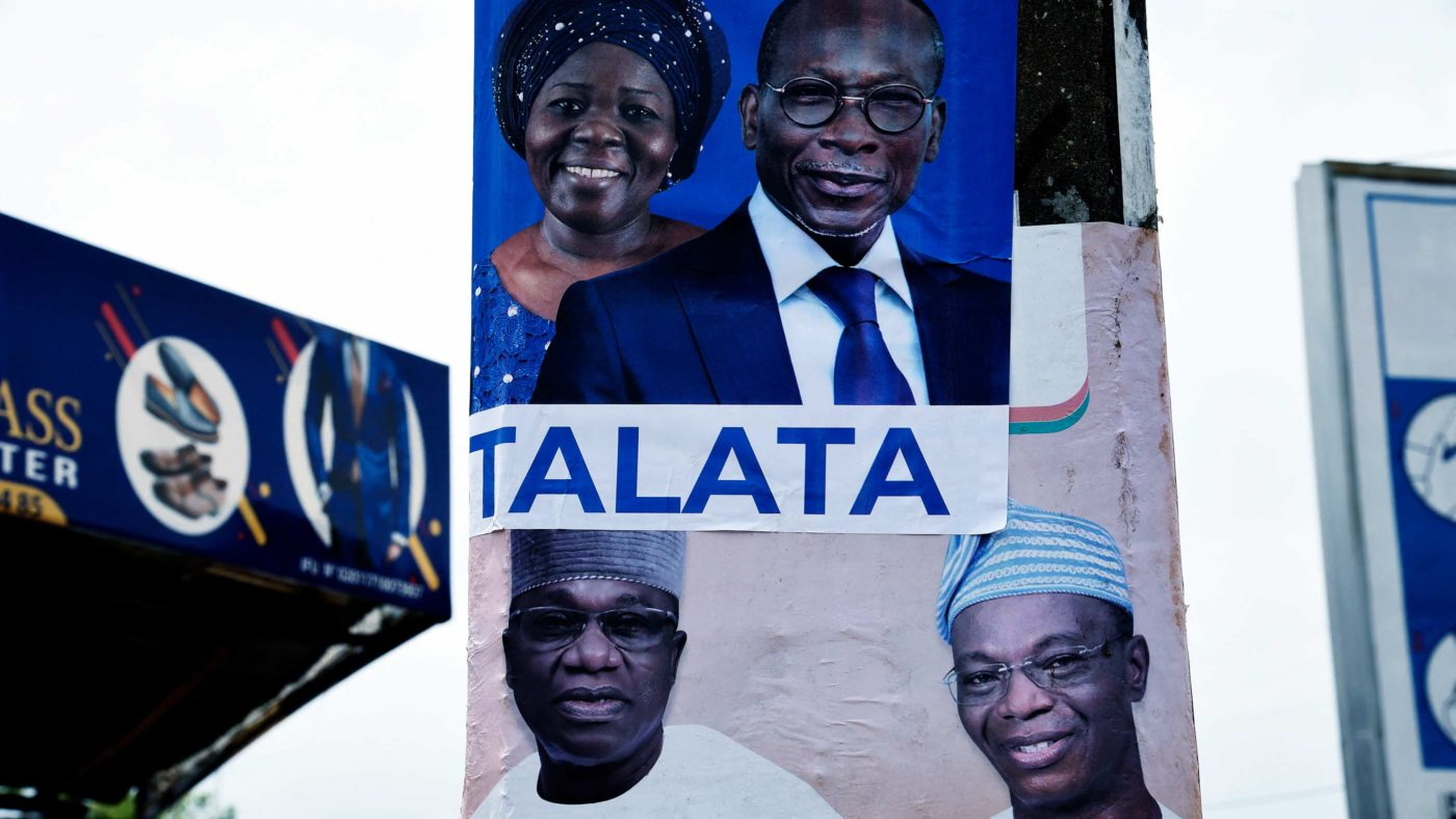 The world cannot stand by as Benin's election is stolen