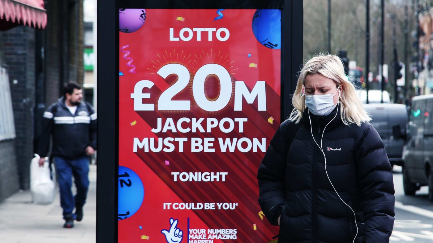 All bets are off: the Gambling Commission is unfit to oversee the future of the National Lottery