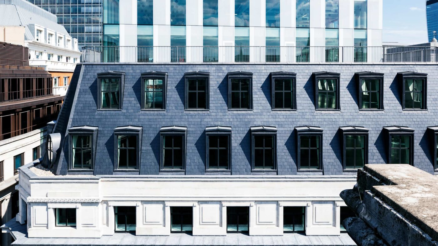 Mansard extensions: a historic piece of common sense on housing